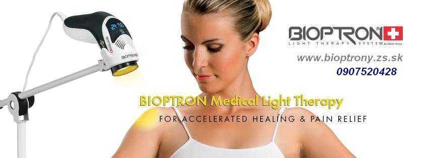 Bioptron Zepter Medical Light Therapy